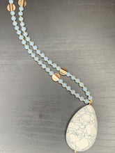Load image into Gallery viewer, Natural Stone Necklace