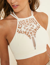 Load image into Gallery viewer, Cutout Halter Bralette