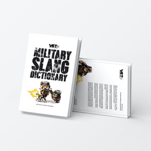 Military Slang Dictionary (Preorder)