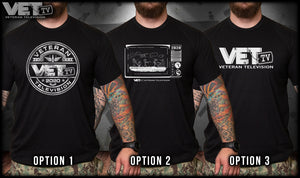 Annual Subscriber VET Tv T-Shirts
