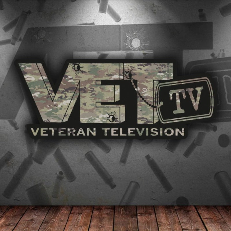 OCP VET Tv Logo Sticker