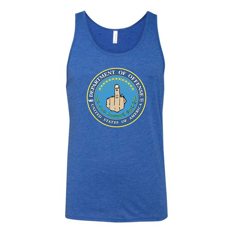 Department of Offense Tank