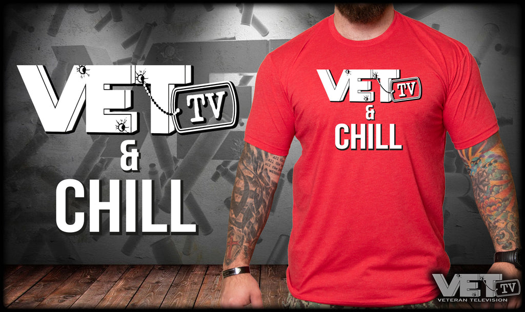 VET Tv & Chill T-Shirt