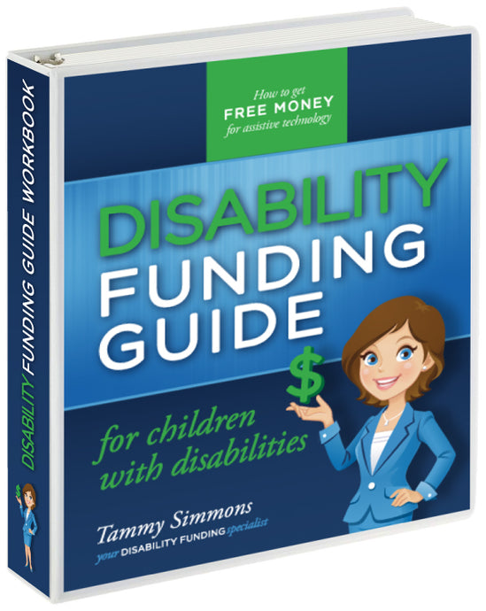 Disability Funding Guide - Workbook