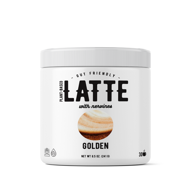 Botanical Latte - Golden