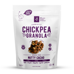 Chickpea Granola - Nutty Cacao