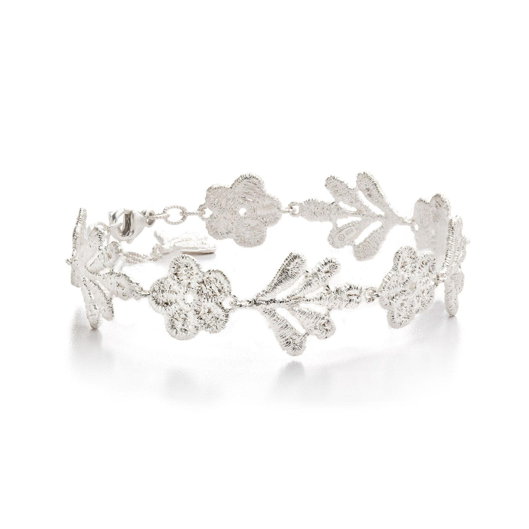 "Armband ""Lady Hamilton"" in Silber"