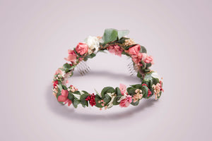 "Flowercrown ""Victoria"""