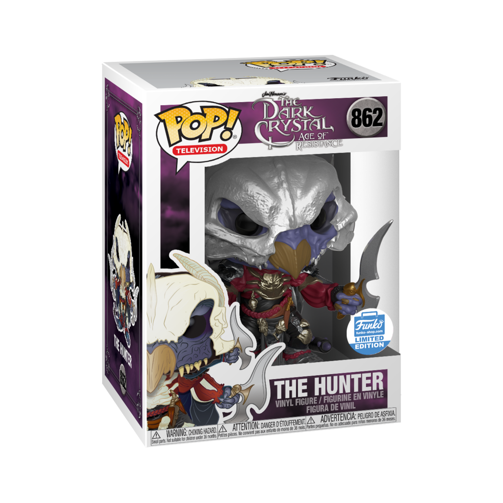 Dark Crystal Hunter Exclusive