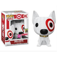 Load image into Gallery viewer, Bullseye Flocked SDCC Exclusive