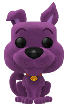 Load image into Gallery viewer, Scooby Doo Purple Flocked Exclusive