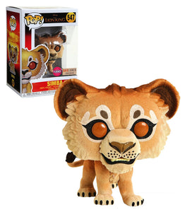 Simba Flocked BoxLunch