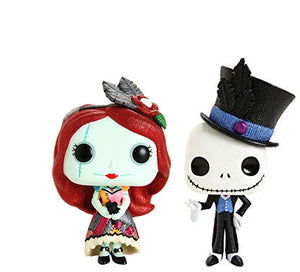 Dapper Jack and Sally Diamond Edition Exclusives