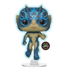 Amphibian Man Chase *Damaged Box*