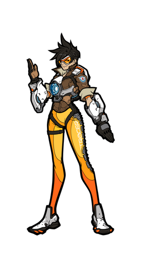 Tracer FiGPiN #132