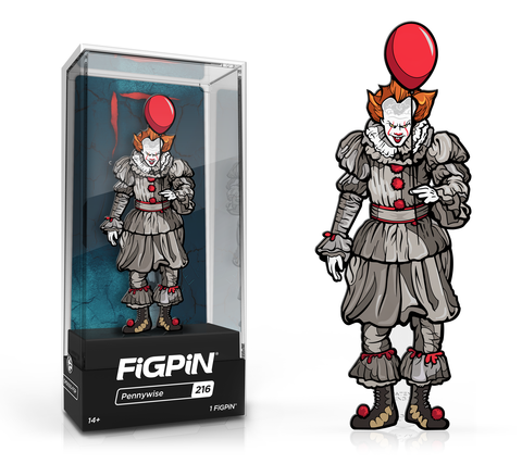 Pennywise with Balloon Exclusive #216 Softcase