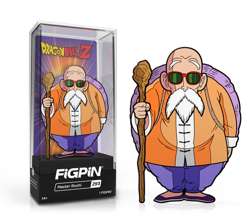 NYCC 2019 Exclusive Master Roshi FiGPiN #293