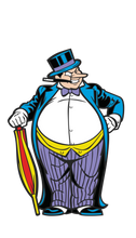 Load image into Gallery viewer, The Penguin FiGPiN #88