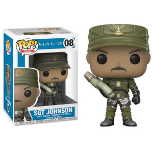 Halo Sgt. Johnson