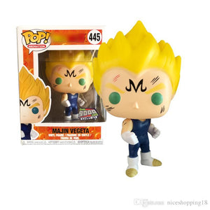 Majin Vegeta Exclusive