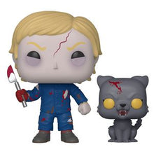 Load image into Gallery viewer, The Pet Sematary Undead Gage and Church Pop!