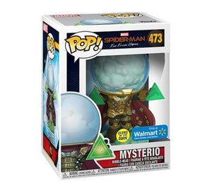 Mysterio Glow in The Dark Exclusive