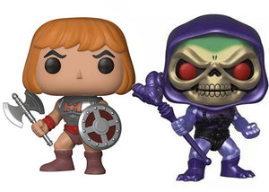 Battle Armor He-Man and Skeletor Exclusive Set
