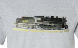 Southern Railway (SOU) 630 2-8-0 Locomotive Shirt