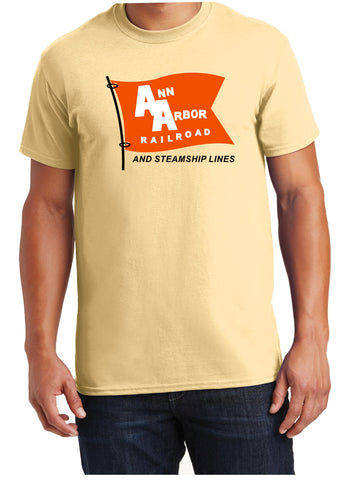Ann Arbor Railroad (And Steamship Lines) Shirt