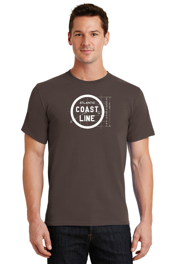 Atlantic Coast Line Freight Car Logo Shirt