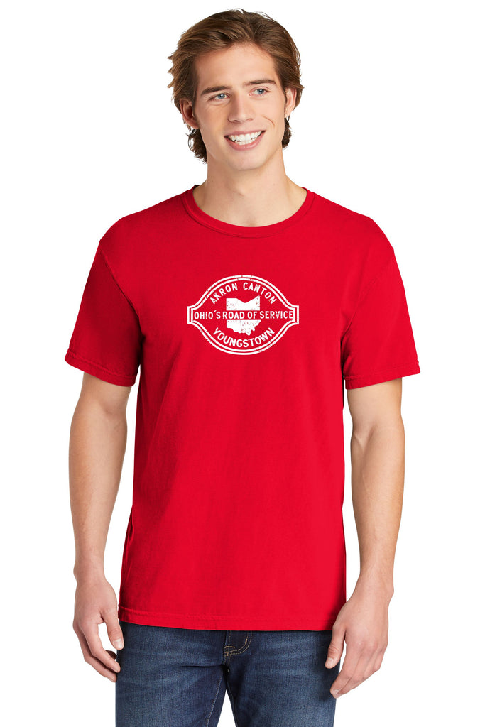 Akron Canton & Youngstown Railroad Faded Glory Shirt