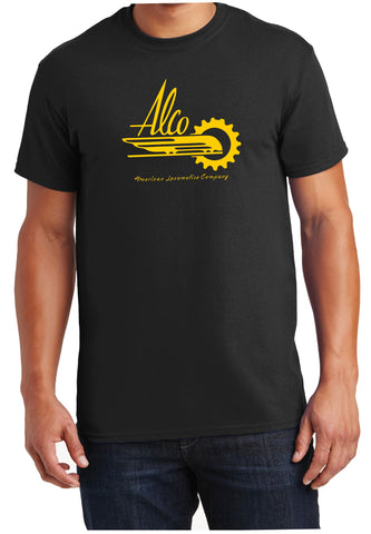 Alco - American Locomotive Co. Art Deco Logo Shirt