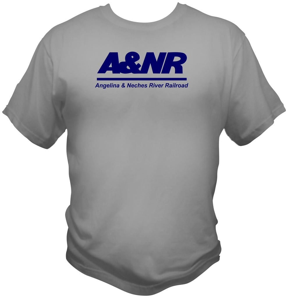 Angelina & Neches River Railroad Logo Shirt
