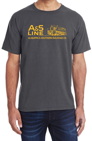 Aliquippa and Southern Railroad Co. Logo Shirt