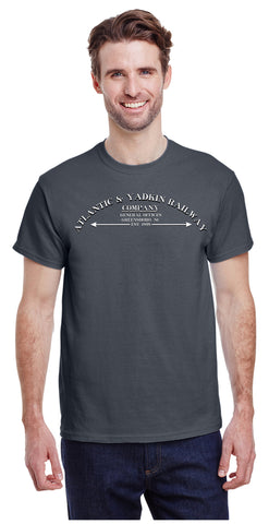 Atlantic and Yadkin Railway Company Logo Shirt