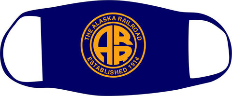 Alaska Railroad Mask