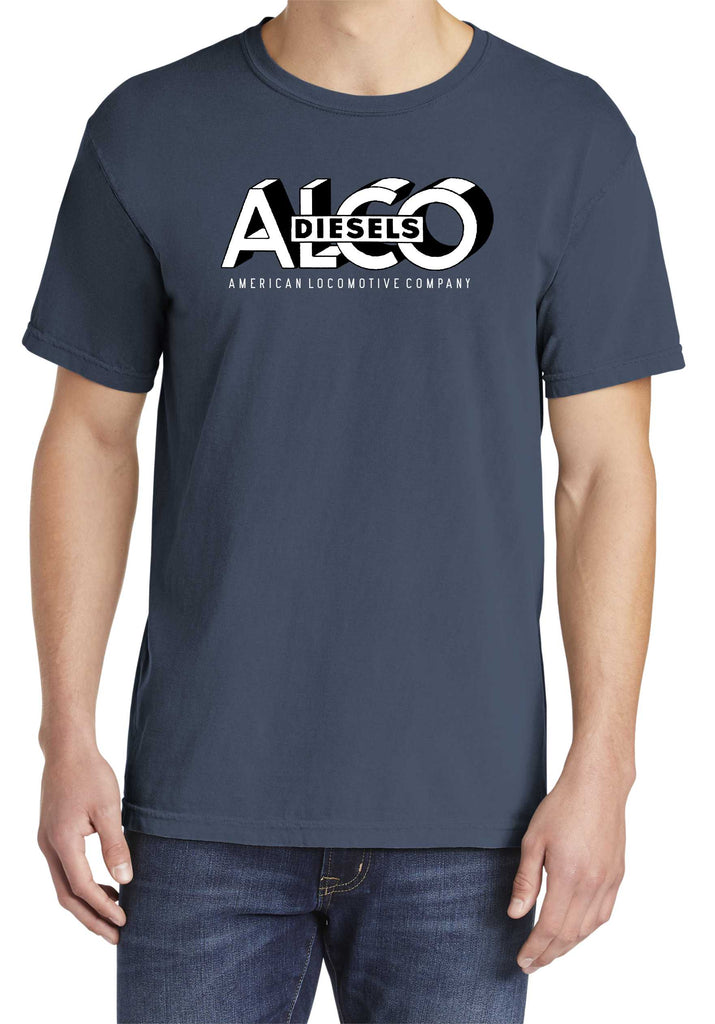 Alco Diesel Faded Glory Shirt