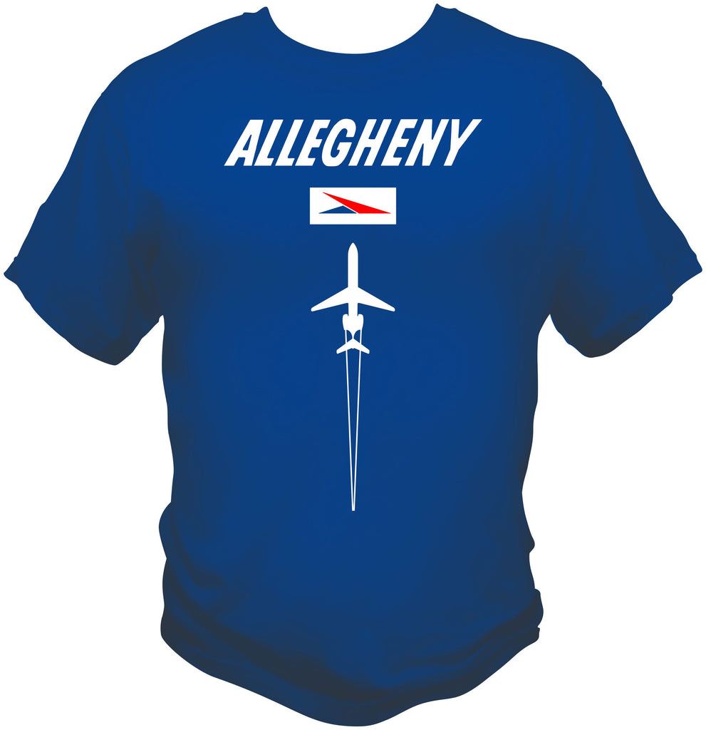 Allegheny Airlines Shirt