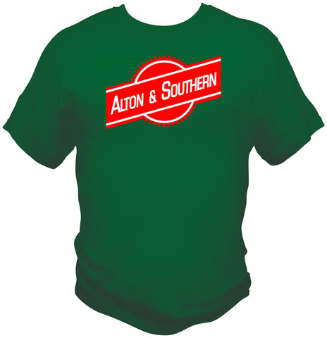 Alton & Southern Railroad Shirt