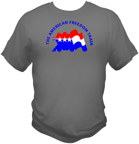 American Freedom Train Logo Shirt