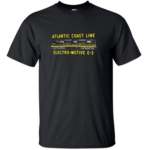 Atlantic Coast Line Electro-Motive E-3 Shirt