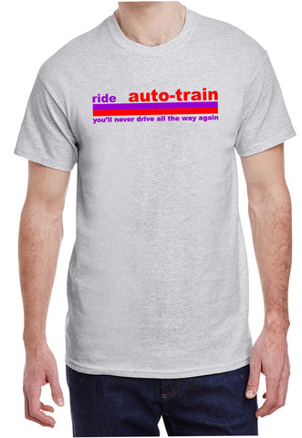 Auto-Train Logo Shirt