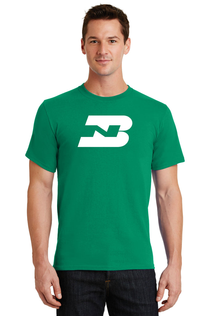 Burlington Northern Railroad Logo Shirt