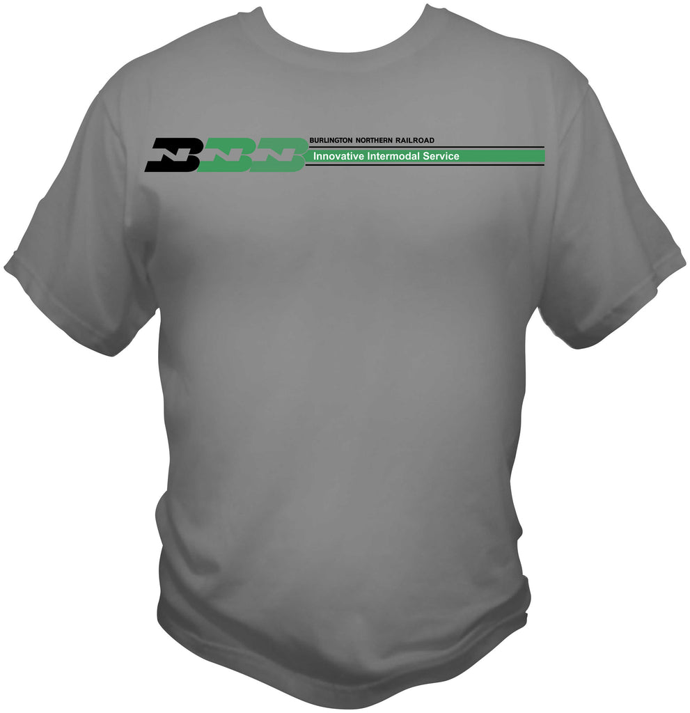 Burlington Northern Intermodal Service Shirt