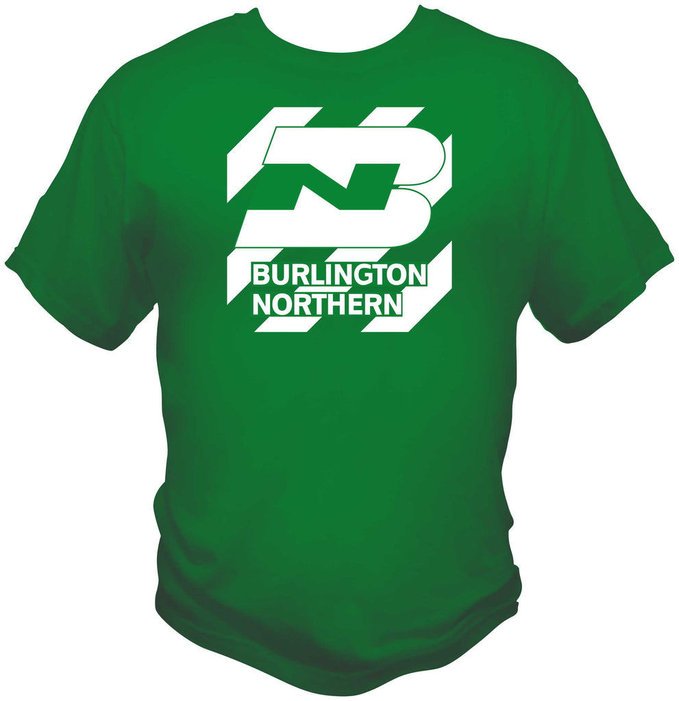 Burlington Northern Nose Shirt