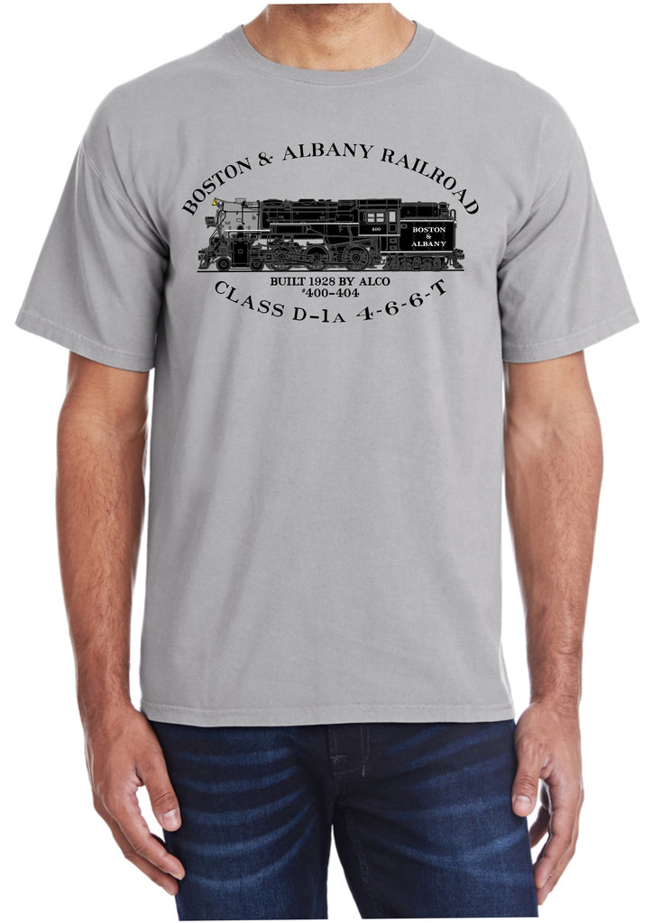 Boston and Albany D-1a Locomotive  Shirt