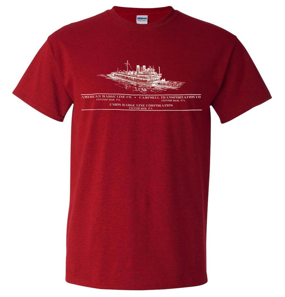American Barge Line Co Shirt
