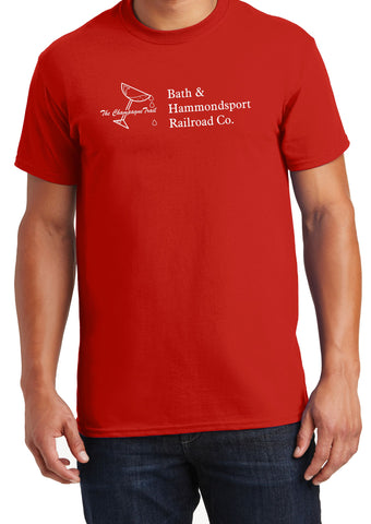 Bath & Hammondsport Railroad Shirt