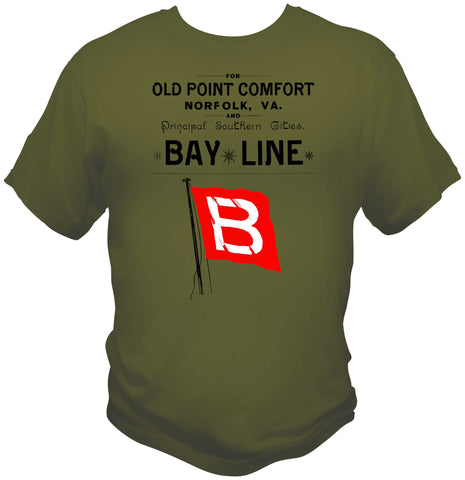 Old Bay Line Shirt