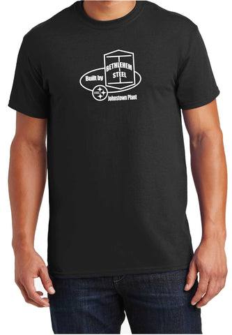 "Bethlehem Steel ""Johnstown Plant"" Logo Shirt"